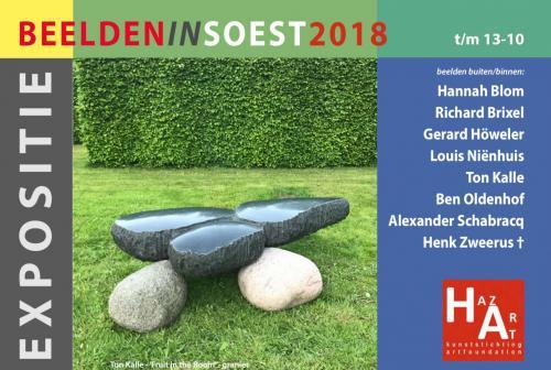 Beelden in Soest 2018